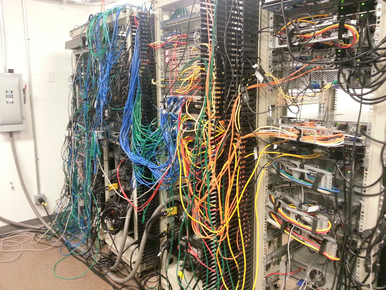 Botmaking Deploying To Amazon Intermediate Programming Woodbury Messy Electrical Wiring Servers Clean Mess