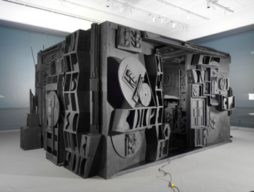 Louise Nevelson's Mrs. N's Palace