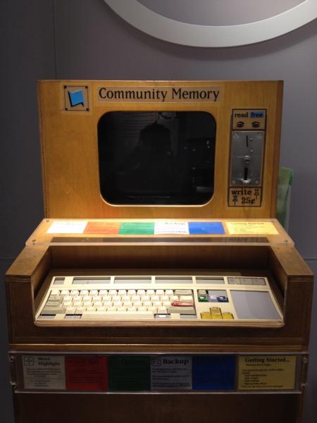 Community Memory