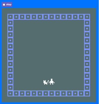 Bitsy screenshot