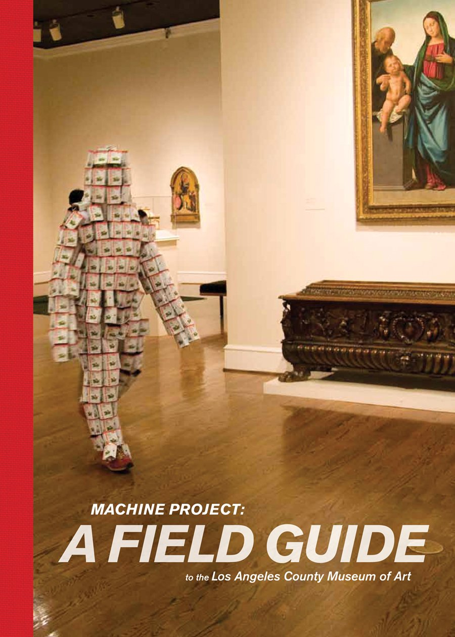 Machine Project Field guide